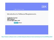lesson 4 bme 405 fall 2010 - software requirements (1)