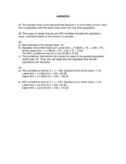 ANSWERS_-_exercises_on_confidence_intervals