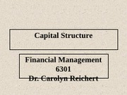 CapStructure_MBA
