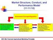 Nov11 -- Structure, Conduct, and Performance Model