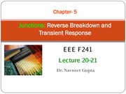 Lecture-20-21-ED