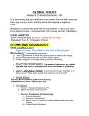 Chps 4-6-(Promoting Democracy,Global Terrorism, weapons..)