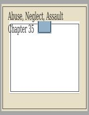 week 7 Abuse Chapter 35.pptx