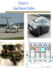 L19-21C9 Gas Power cycle