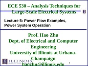 ECE530 Fall 2014 Lecture Slides 5
