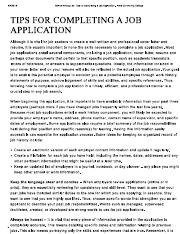 Tips for Job Appl.pdf