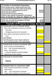 T11F-Chp-13-5C-Transfer Assets to Corp-Worksheet