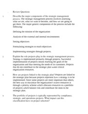 Project Mgmt notes 7