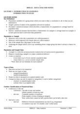 BSB 123Study Notes