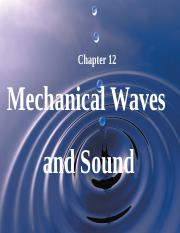 Ch 12 Mechanical Waves and Sound-final.ppt