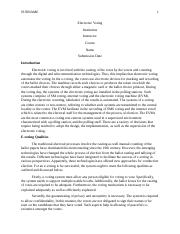 #95307946 Electronic Voting.docx