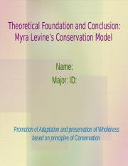 Theoretical foundation and conclusion.pptx