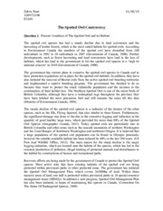 The Spotted Owl Controversy.pdf