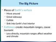 EAS 328 CHAPTER 2 - PLATE TECTONICS.ppt