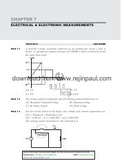 ELECTRICAL and  ELECTRONIC MEASUREMENTS.pdf