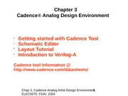 Auburn U_Cadence Analog Design Environment-1