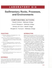 Lab%204---Sedimentary%20Rocks%2c%20Processes%2c%20and%20Environments