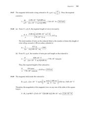 21_Ch 19 College Physics ProblemCH19 Magnetism