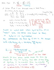 Phys 339 Euler Equation Notes