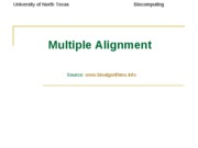 multiple_alignment