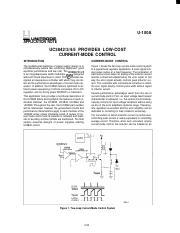 UC3842fairchild pdf - www fairchildsemi com UC3842/UC3843/UC3844