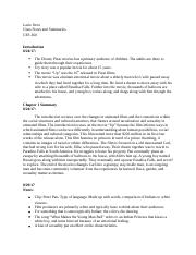 CES 260 Notes and Summaries.docx