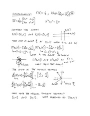 MTHE 326 Lecture 12 Notes