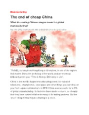 The_end_of_cheap_china