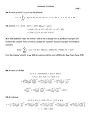 St 380 Binomial Distribution Revenue Homework Solutions