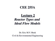 CEE255A-L2- Ideal Flow Models