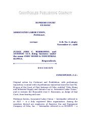 Associated Labor Union vs. Borromeo, G.R. No. L-26461, November 27, 1968.pdf