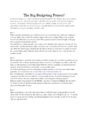 The_Big_Budgeting_Project