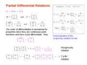 cH12 - Thermo Relations