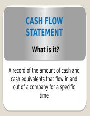 CASH FLOW STATEMENT.pptx