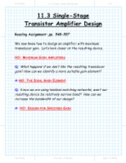 section_11_3_Single_Stage_Transistor_Amp_Design_package