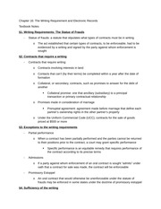 Chapter 16 - Textbook Notes
