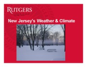 NJ weather _ climate lecture