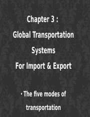 Import Export Ch. 3.ppt