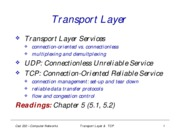 Transport-layer-TCP