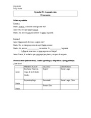 Spanish HW-SolyViento2B Worksheet