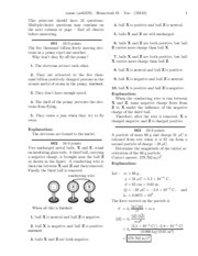 physics solutions
