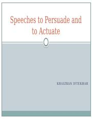 Speech to persuade.pptx