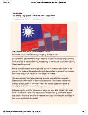Currency sting sparks Taiwanese bond clampdown _ Financial Times.pdf