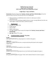 KNES 4500 Insight Paper 1 - Topic and Rubric(1)(1)