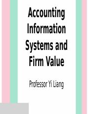 W1.3 Accounting Information Systems and Firm Value(1).pptx