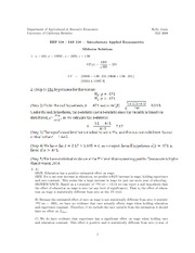 Midterm 2008 Solutions
