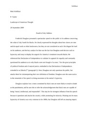 paper#2-july fourth for blacks