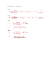 Exercise Antiderivatives 04