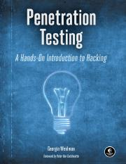 Penetration Testing - Introduction to Hacking.pdf