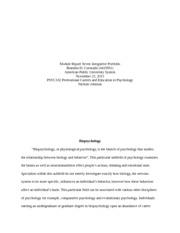 week 7 Integrative Portfolio